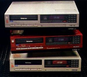 Digitalisera Betamax