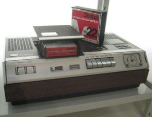 Digitalisera VCR